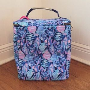 Lilly Pulitzer Other - Lilly Pulitzer Wine Carrier NWT